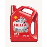 Моторна олива Shell Helix HX3 15W-40 4л.