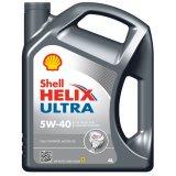 Моторна олива Shell Helix Ultra 5W-40 4л.