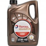 Total Quartz 5000 15W-40 5л.