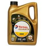 Моторна олива Total Quartz 9000 5W-40 4л.