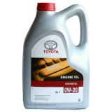 Моторна олива Toyota Synthetic Engine Oil 0W-30 5л.