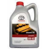 Моторное масло Toyota Synthetic Engine Oil 5W-40 5л.