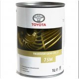Трансмиссионное масло Toyota Transfer Gear Oil LF 75W 1л.