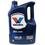 Моторна олива Valvoline All Climate 5W-30 5л.