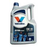 Моторное масло Valvoline Synpower 5W-40 5л.