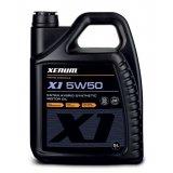 Моторна олива Xenum X1 5W-50 1л.