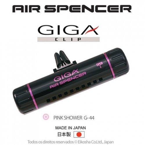 Ароматизатор Eikosha Giga Clip Pink Shower - Розовый дождь