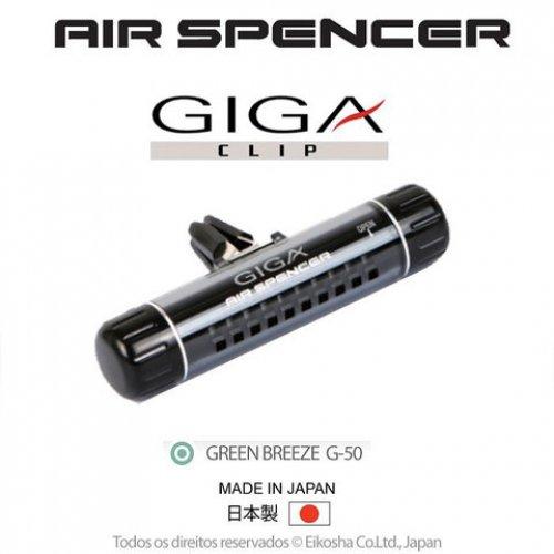 Ароматизатор Eikosha Giga Clip Green Breeze - Зеленый бриз