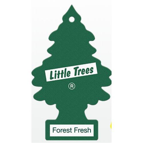 """Ароматизатор воздуха Little Trees """"Лесная свежесть"""""""