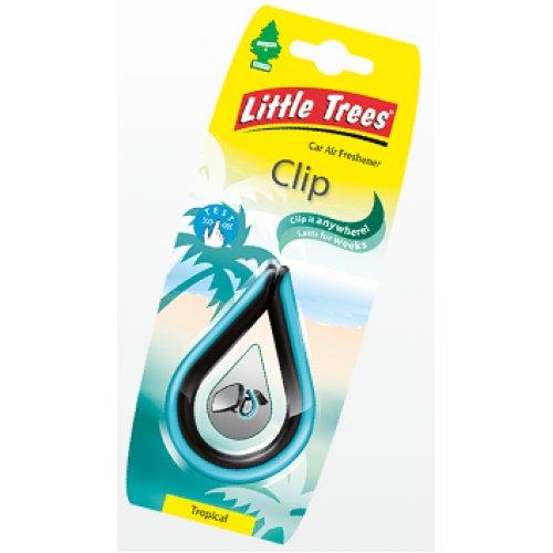 "Ароматизатор воздуха Little Trees Clip ""Тропикана"""