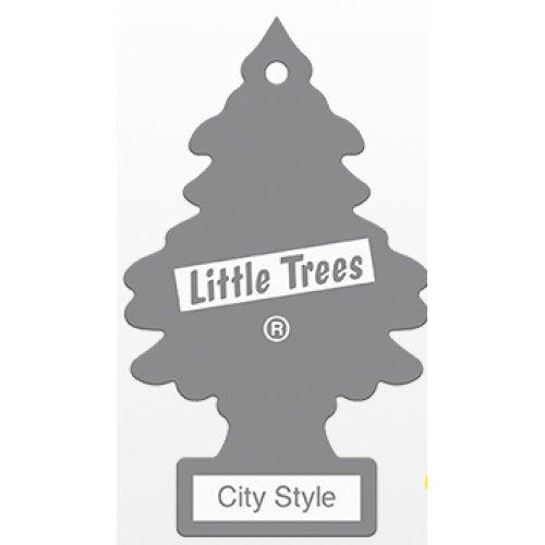 """Ароматизатор воздуха Little Trees """"Городской стиль"""" листик"""