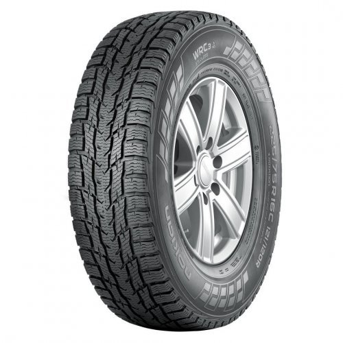 Зимние шины Nokian WR C3 195/65 R16 104/102T C