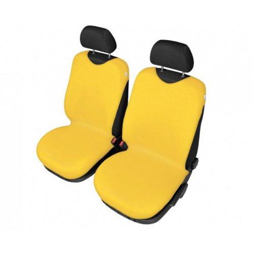 Захисні чохли-майки на сидіння Kegel-blazusiak Shirt Cotton жовті
