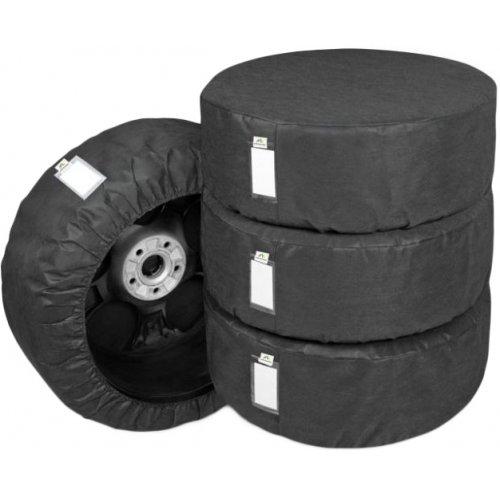 Набір чохлів для шин і коліс Kegel-Blazusiak 4 x Season XL R17-20 чорний (5-3422-248-4010) 4 шт