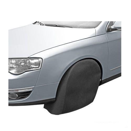 Защитные чехлы на колеса при аэрозольной обработке автомобилей Kegel-blazusiak Lackierer