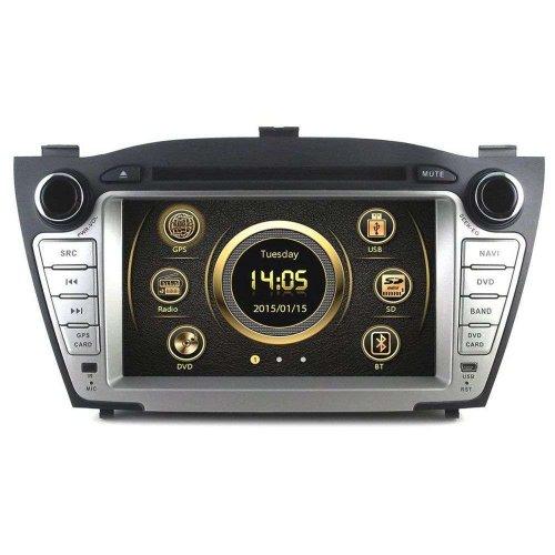 Штатная магнитола EasyGo S319 Hyundai IX35 (2012-2013)
