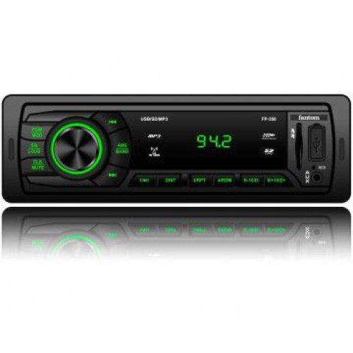 Автомагнитола Fantom FP-350 Black/Green