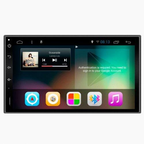 Автомагнитола Prime-X 7US, 2DIN, Android 4.4