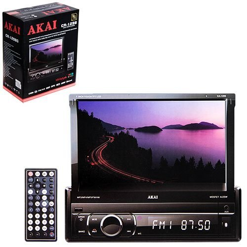 Мультимедийный центр Akai CA-1298G