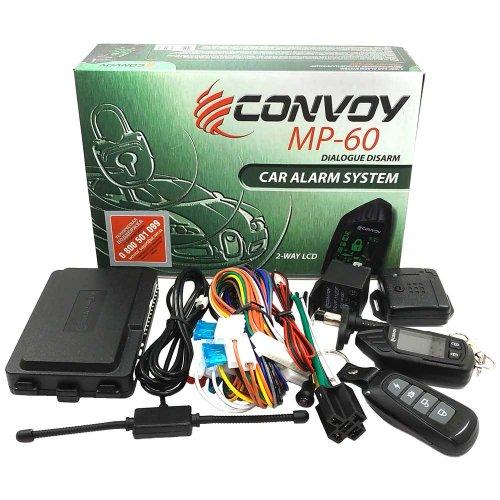 Автосигналізація Convoy MP-60 LCD
