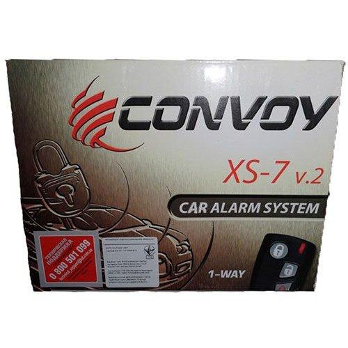 Автосигнализация Convoy XS-7 v.2