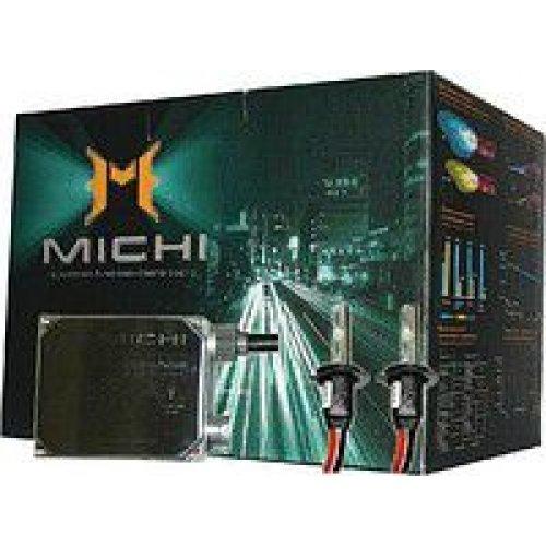 Комплект биксенонового света Michi 35W H4 6000K