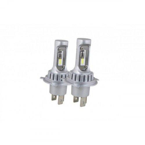 Комплект светодиодных ламп Sho-Me F3 H4 6500K 20W (2 шт.)