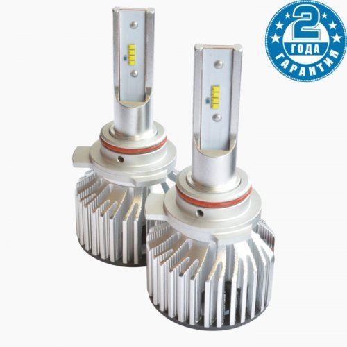 Комплект світлодіодних ламп Prime-X Z Pro 9012 (5000К) (2 шт.)