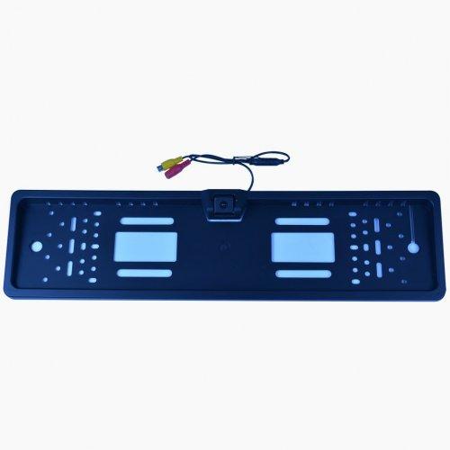 Prime-X MCM-07 камера переднего вида (в номерной рамке)