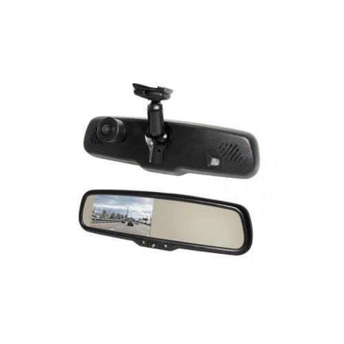Зеркала заднего вида Gazer со встроенным монитором и регистратором