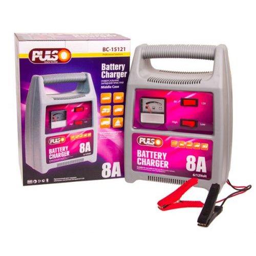 Зарядний пристрій Pulso BC-15121
