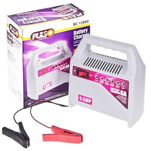 Зарядное устройство Pulso BC-15860