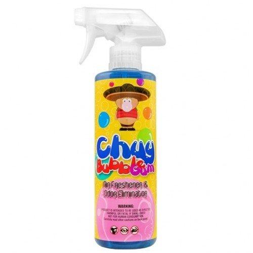 Ароматизатор Chemical Guys Бабл Гам Chuy Bubble Gum Premium Air Freshener & Odor Eliminator 473 мл.