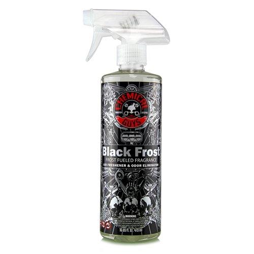 Ароматизатор Chemical Guys Блек Фрост Black Frost Air Freshener & Odor Eliminator 473 мл.