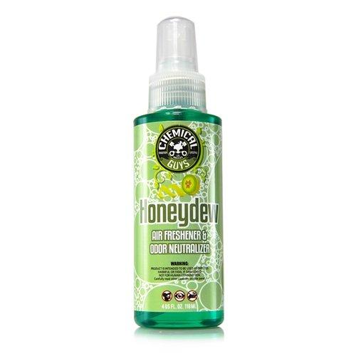 Ароматизатор Chemical Guys Дыня Honeydew Cantaloupe Scent Premium Air Freshener & Odor Eliminator 118 мл