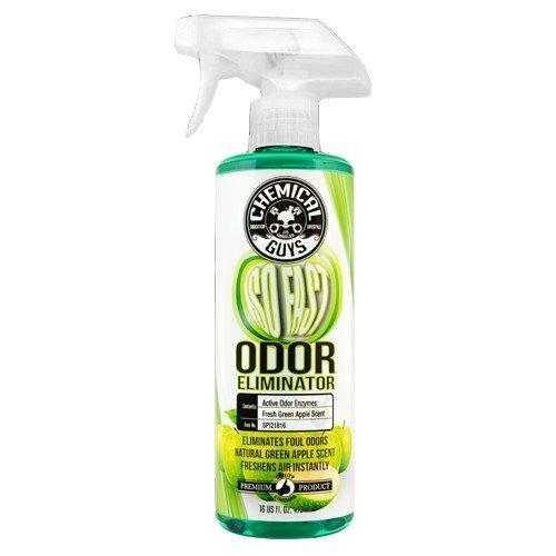 Ароматизатор Chemical Guys надпотужний поглинач запаху з антибактеріальним ефектом So Fast Odor Eater 473 мл.
