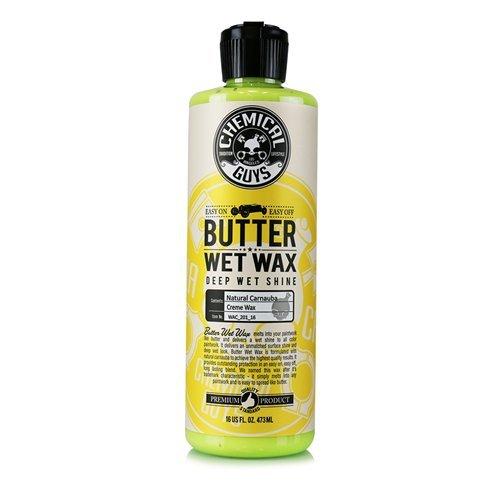 Воск пастообразный Chemical Guys Butter Wet Wax 473 мл.