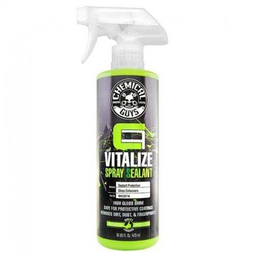 Защитный и очищающий спрей Chemical Guys Carbon Flex Vitalize Spray Sealant 473 мл