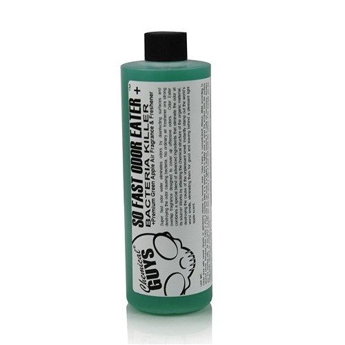 """Быстрый и сверхмощный освежитель воздуха и поглотитель запаха с антибактериальным эффектом """"Green Apple """" 473 мл."""