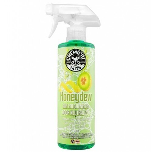 Ароматизатор Chemical Guys Дыня Honeydew Cantaloupe Scent Premium Air Freshener & Odor Eliminator 473 мл.