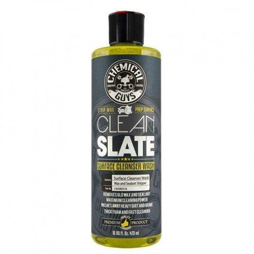 Автомобильный шампунь Chemical Guys для глубокой очистки поверхности Clean Slate Surface Cleanser Wash 473 мл.