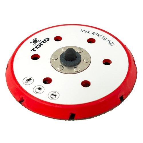 Полировочная подложка для полировальной машинки TORQ R5 15,24см.