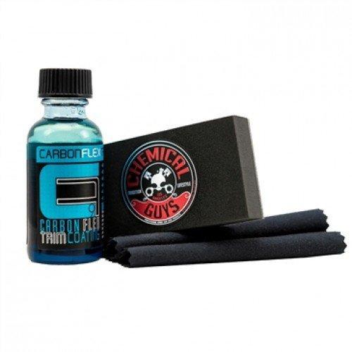 Керамическое покрытие для пластика Chemical Guys Carbon Flex C9 Protective Trim Coating Kit 30 мл.
