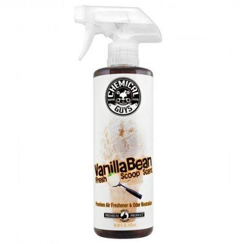 Ароматизатор Chemical Guys Vanilla Bean Fresh 473 мл.