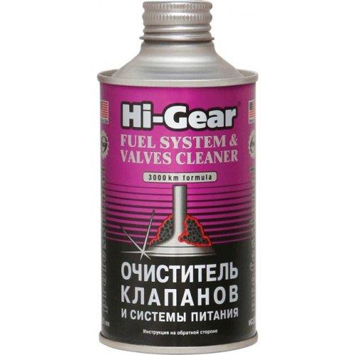 Очищувач клапанів і системи харчування Hi-Gear 325 мл