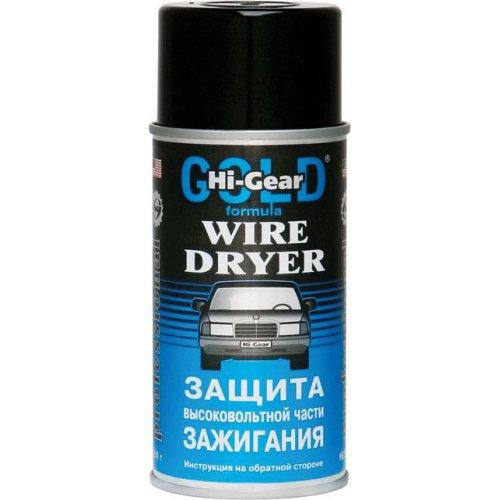 Защита высоковольтной части зажигания (аэрозоль) Hi-Gear 241 г.