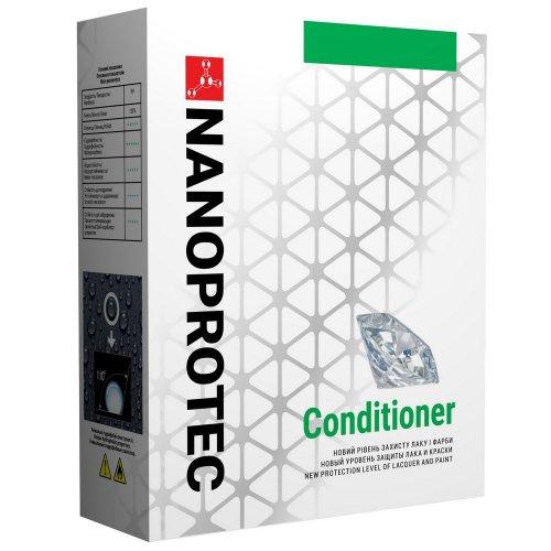 Кварцевое защитное покрытие автомобиля Nanoprotec Conditioner