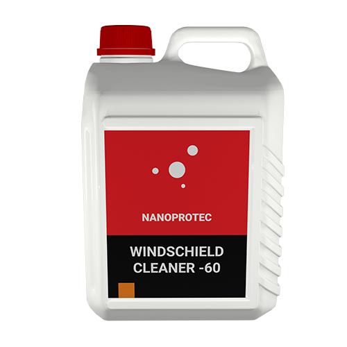 Зимний омыватель стекла Nanoprotec Windschield Cleaner -60 4л.
