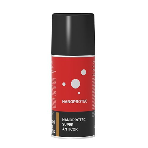 Защита от коррозии Nanoprotech Super Anticor 210мл.
