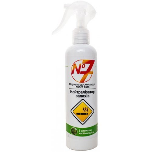 Нейтрализатор запахов №7 с ароматом хвои 250 мл.